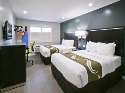 Quality Inn Hotel Hayward - 2 Queen Deluxe