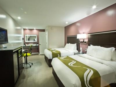 Quality Inn Hotel Hayward - Deluxe 2 Queen
