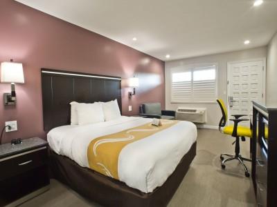 Quality Inn Hotel Hayward - Deluxe King