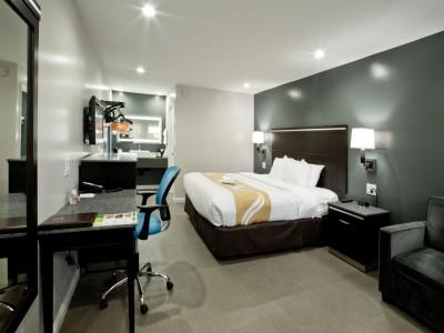 Quality Inn Hotel Hayward - King Deluxe
